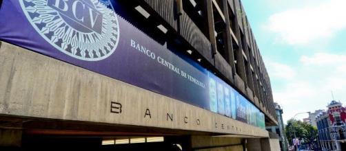 Sede del Banco Central de Venezuela en Caracas. / laprensa.com