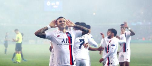 Video: Icardi Lethal in Front of Goal, Scores Second for PSG ... - psgtalk.com