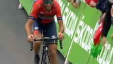 Vincenzo Nibali: 'In molte nazioni i ciclisti sono rispettati, l'Italia è tanto indietro'