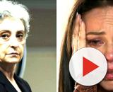 A influenciadora digital nem desconfia da traição de Berta. (Reprodução/Record TV)