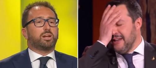Alfonso Bonafede e Matteo Salvini