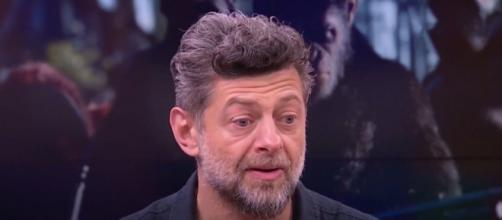 "Andy Serkis has been cast as Alfred in the upcoming ""The Batman."" [Image Credit: Entertainment Weekly/YouTube)"