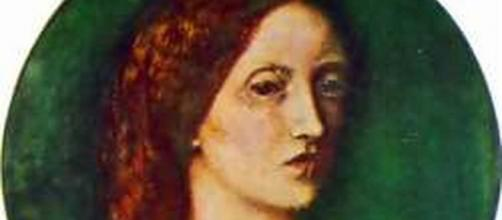 Elizabeth Sidden self-portrait [image source: Wikimedia]