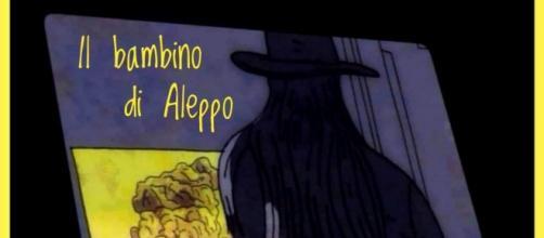 Il bambino di Aleppo è l'ultimo singolo di Angelo Iannelli.