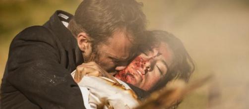 Il Segreto anticipazioni 7 e 8 novembre: Maria Elena muore