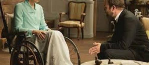 Il segreto, spoiler 10-15 novembre: Maria costretta sulla sedia a rotelle