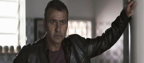 Marcos Palmeira nega que Amadeu seja 'bundão'. (Reprodução/TV Globo)