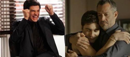 Mateus Solano voltará a atuar como o personagem Félix. (Reprodução/Rede Globo)