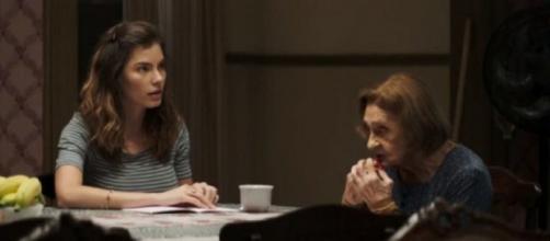 Matilde fará nova revelação surpreendente. (Reprodução/TV Globo)