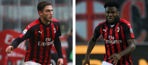 Milan, tegola squalificati: Calabria, Kessié e Romagnoli saltano ... - goal.com