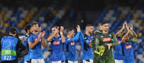 Napoli: i giocatori boicottano il ritiro a causa di contrasti con la dirigenza