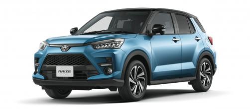 Toyota Raize, il B-suv che manca tra le Ibride