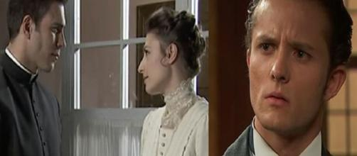 Una Vita, spoiler: Telmo e Lucia si riavvicinano scatenando la furia di Samuel