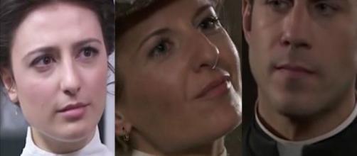 Una Vita trame al 15 novembre: Lucia testimonia contro Martinez, Ursula conosce Raul.
