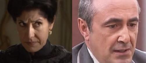Una Vita, trame: Rosina sottrae del denaro dal giacimento d'oro che gestisce con Ramon