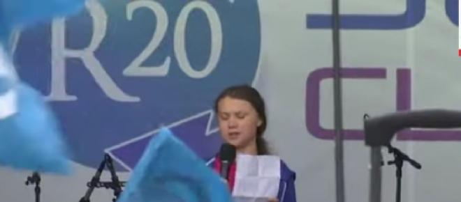 Greta Thunberg gets support from Arnold Schwarzenegger, another Hollywood celebrity