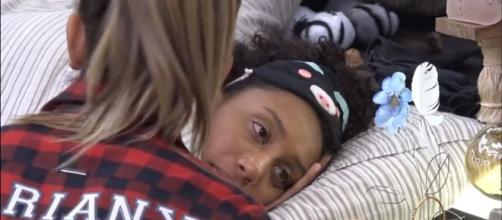 'A Fazenda 2019': Sabrina é chamada de 'macaco'. (Reprodução/Record TV)