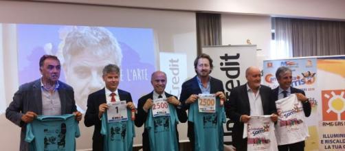 Conferenza Stampa di presentazione della XXX Maratona di Palermo - parterre
