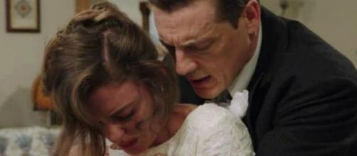 Il Paradiso delle signore spoiler 25° episodio: Nicoletta e Riccardo fermati dal Diamante