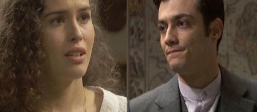 Il Segreto, spoiler: Prudencio mette alle strette Lola dopo l'avviso di Dolores