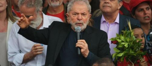 Lula tem feito discursos após ter sido solto. (Arquivo Blasting News)