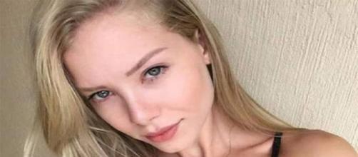 Modelo teria acusado o rapaz de agressão após ser expulsa de casa. Reprodução/Instagram