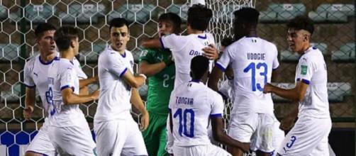 Mondiali Under 17, l'Italia si qualifica per i quarti di finale dove affronterà il Brasile
