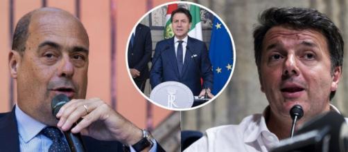 Nicola Zingaretti forse pronto a staccare la spina al governo Conte