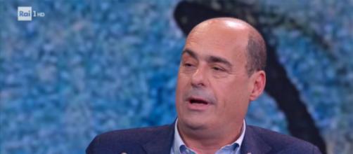 Nicola Zingaretti, leader del Partito Democratico