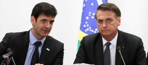 O ministro do Turismo Marcelo Álvaro Antonio é suspeito de envolvimento no esquema de laranjas do PSL. (Arquivo Blasting News)