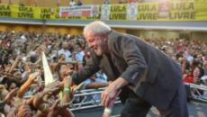 Após ser solto, Lula planeja viajar pelo Brasil e fazer oposição ao governo