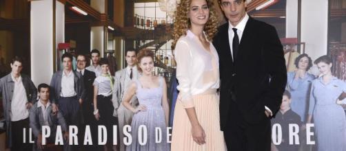 Anticipazioni Il Paradiso delle signore, puntata 20: Nicoletta informa Riccardo dell'imminente partenza per Bari