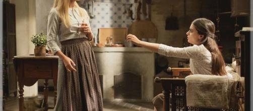 Anticipazioni Il Segreto: Isaac riaccoglie Antolina in casa per aiutare Elsa