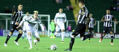 Figueirense e Coritiba jogam em Florianópolis. (Arquivo Blasting News)