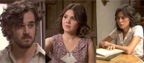 Il Segreto, trame Spagna: Matias rifiuta le avance Alicia per stare con Marcela