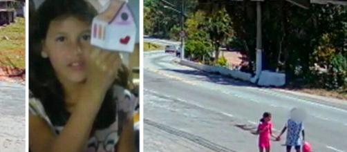 Raíssa Eloá foi morta no último dia 29 de setembro. (Reprodução/ TV Globo)