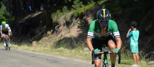 Sergio Pardilla ha dato l'addio al ciclismo