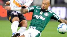 Palmeiras x Corinthians: onde assistir ao vivo, escalações e arbitragens