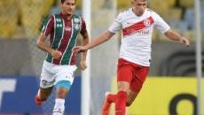 Fluminense encerra preparação para jogo contra o Internacional-RS