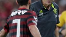Com mudanças, Flamengo esboça provável escalação para enfrentar o Bahia