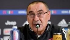 Sarri: 'A Bonucci in questo momento viene chiesto un sacrificio enorme'