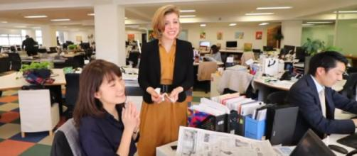 Day in the life of a typical Japanese office worker in Tokyo. [Image source - Paolo fromTOKYO YouTube video]