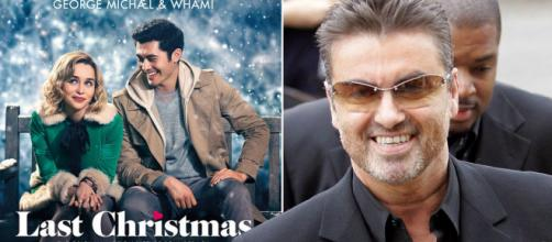 "George Michael's music features on ""Last Christmas"" film (source: Blasting News archive)"