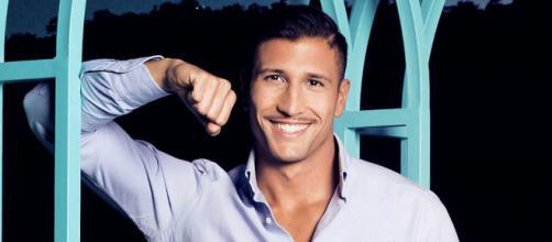 Gianmarco Onestini innamorato della modella Adara Molinero
