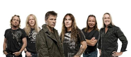 Gli Iron Maiden torneranno in Italia nel 2020