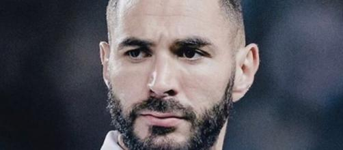 Karim Benzema Credit: Instagram/ Karimbenzema