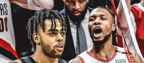 Nets news: D'Angelo Russell inspired by Damian Lillard's Game 5 ... - clutchpoints.com