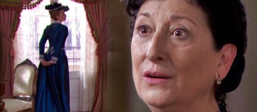 Una Vita, trame spagnole: Ursula crede che Cayetana Sotelo Ruz sia viva
