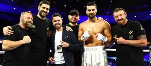 Guido Vianello conquista a Las Vegas la 6^ vittoria per ko su altrettanti combattimenti