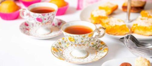 La hora del té: el gran ícono del Reino Unido. - foodandtravel.mx